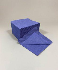 24x24cm mėlynos servetėlės