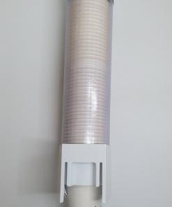 vienkartinis puodelių dispenseris